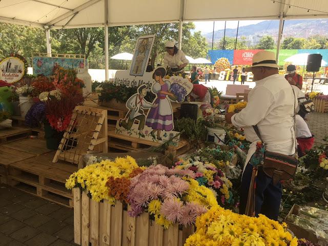 Feria de las Flores Parque Norte 2018