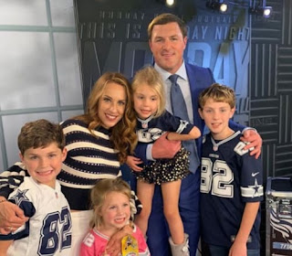 Jason Witten With Family