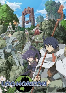 Log Horizon - Anime Adventure Terbaik Fall 2013