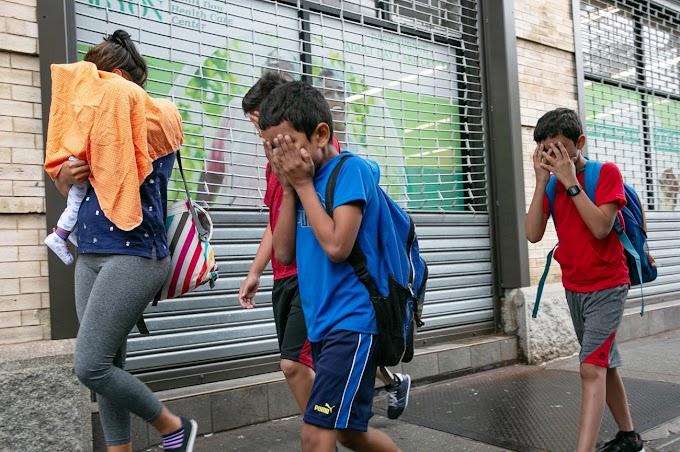 Un niño arrestado en la frontera intenta suicidarse en Nueva York; doce internos con asma, estreñimiento y depresión