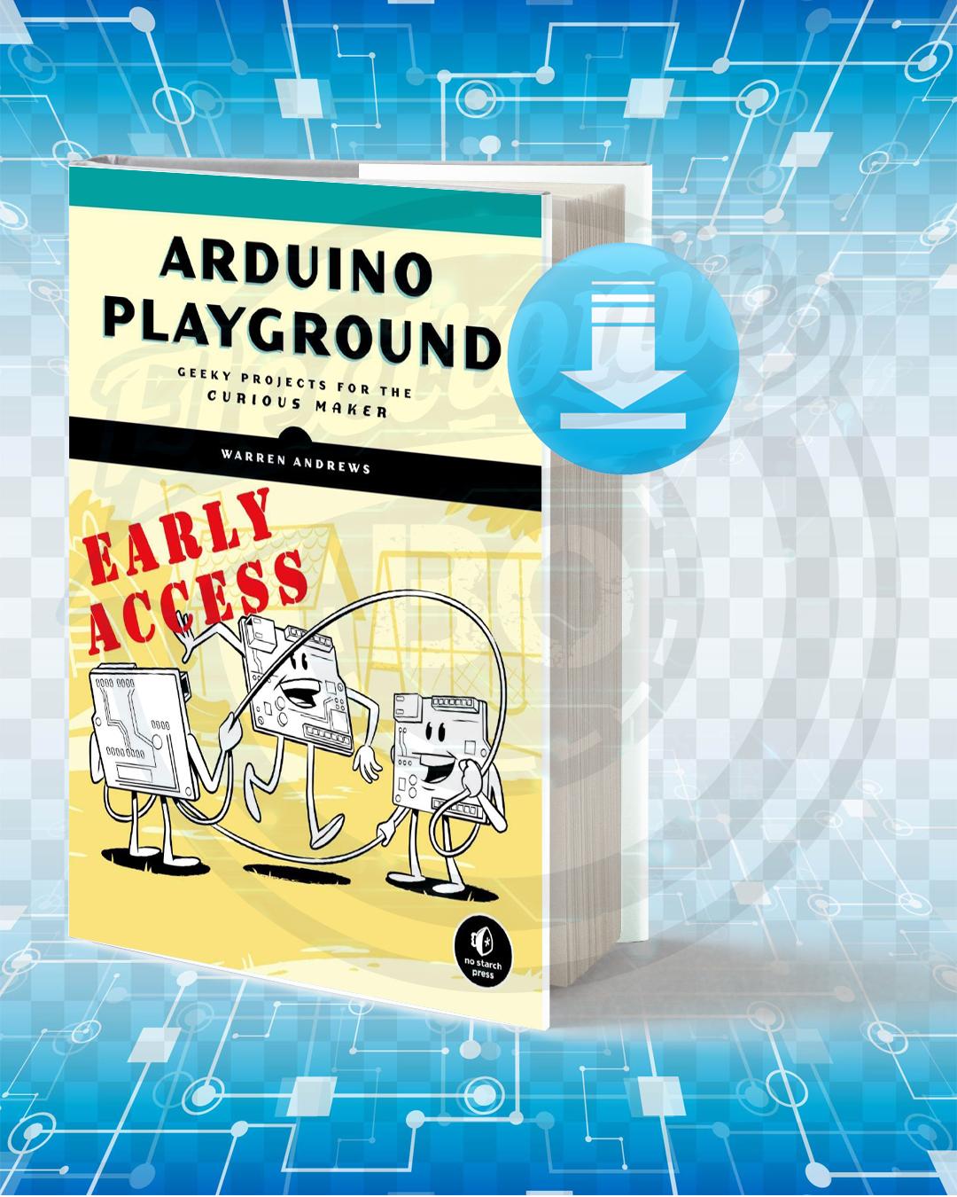 Free Book Arduino Playground pdf.