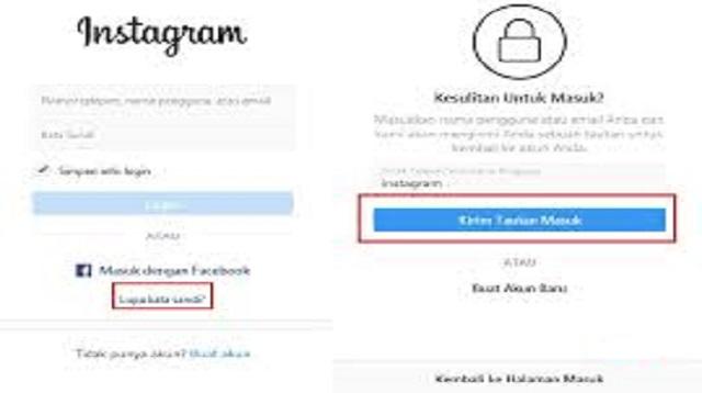 Cara Hack Instagram di PC