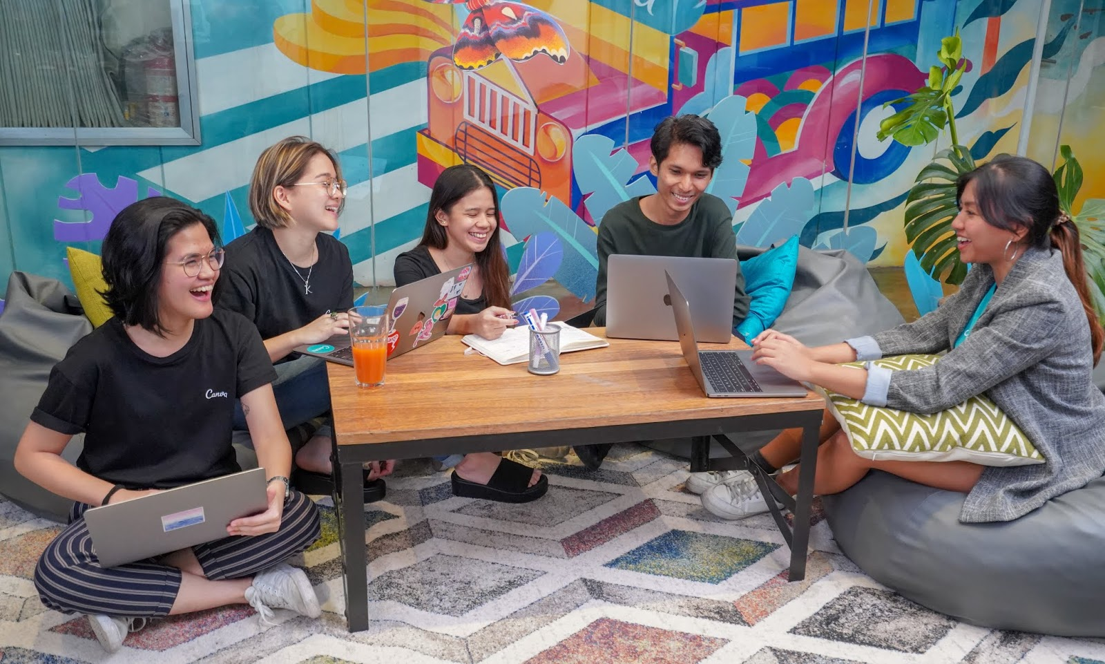 Named as one of the Best Workplaces by Great Place to Work Philippines, Canva empowers its employees to be a force for good by providing an enriching workplace.