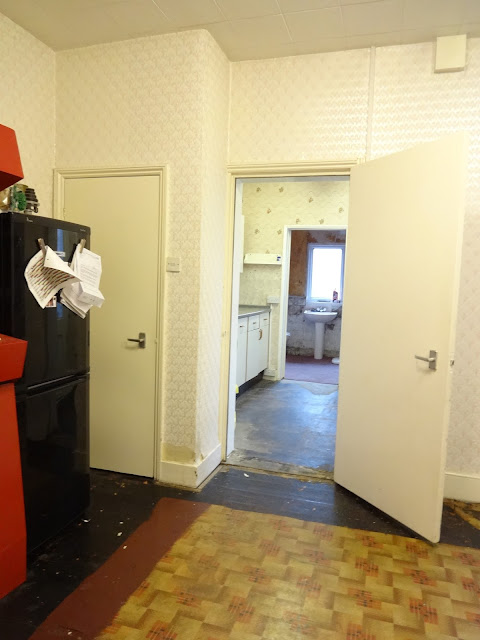 Removing a Wall between dining room and kitchen in a victorian terrace