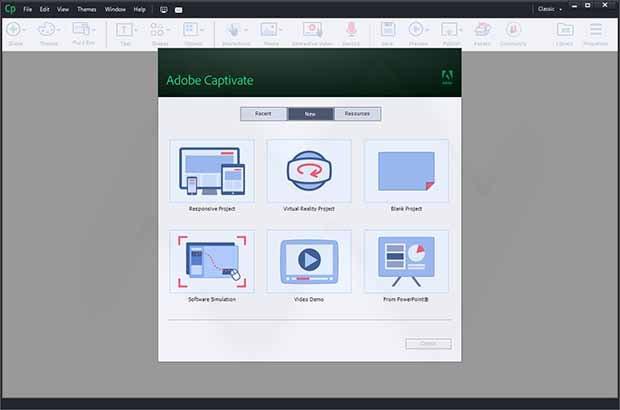 Adobe Captivate 2019 v11.0.1.266 Full version
