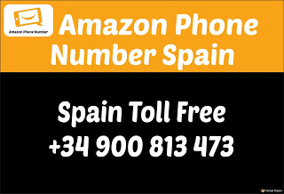 Amazon Phone Number Spain
