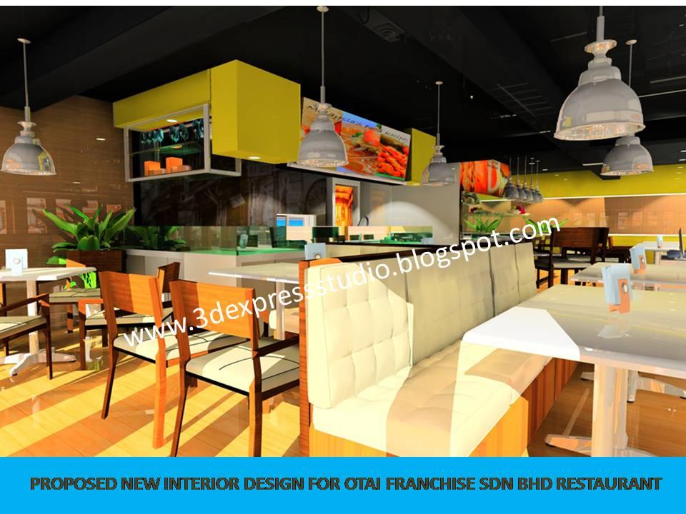 Otai Franchise Sdn Bhd Restaurant 2 Dapur Mas Putrajaya