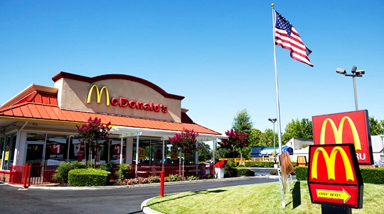 Mcdonald's International Items Have Arrived in America