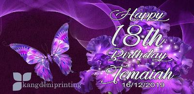 Butterfly Coller Purple Lighting