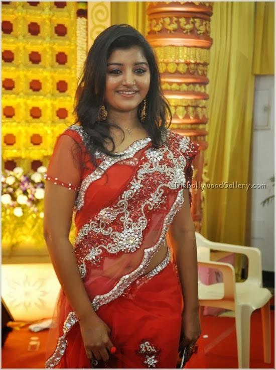Mahalakshmi Actress Navel