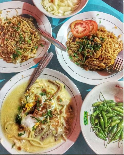 Musim Hujan Berlibur di Jogja? Hangatin Makan Bakmi Jawa Ini