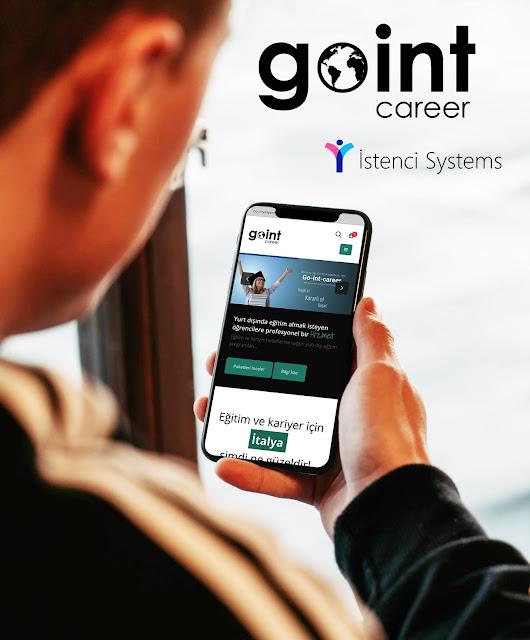 Goint Career Yurt Dışı Eğitim ve Kariyer Danışmanlığı için İstenci Systems