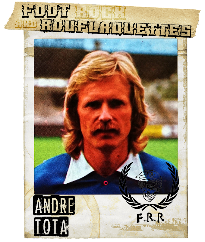 FOOT ROCK AND ROUFLAQUETTES. André Tota.
