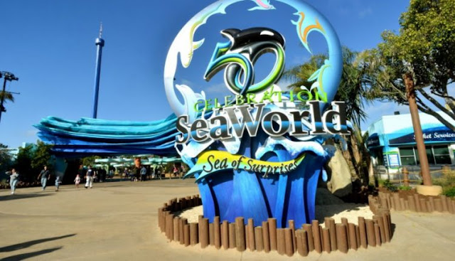 Informações para comprar os ingressos do parque Sea World San Diego