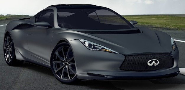 Infiniti Halo New Sports Car 2016 Nissan Luxury Brand To Debut Sportscar By Models Cars Arrivals In