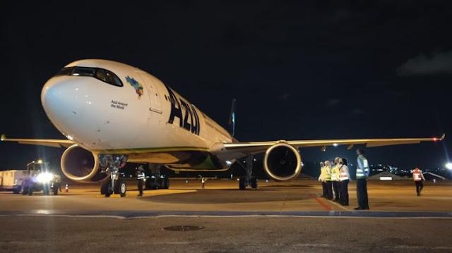 Avião com vacinas de Oxford para o Brasil decola da Índia - Adamantina Notìcias