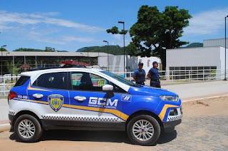 Efetivo da Guarda Civil Municipal nas ruas de Cachoeiro de Itapemirim (ES) é ampliado para tranquilizar moradores