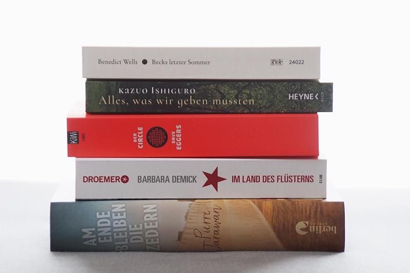 Books I got for christmas: Aktuelle Bestseller und edle Bildbände - Lesefutter für die Weihnachtstage