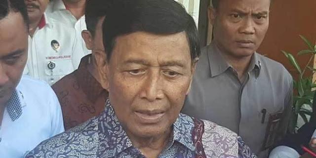 Wiranto Curhat Kehebohan Ditusuk Teroris Hanya Berlangsung Sepekan