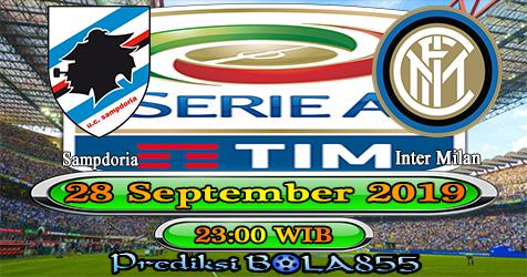 Prediksi Bola855 Sampdoria vs Inter Milan 28 September 2019