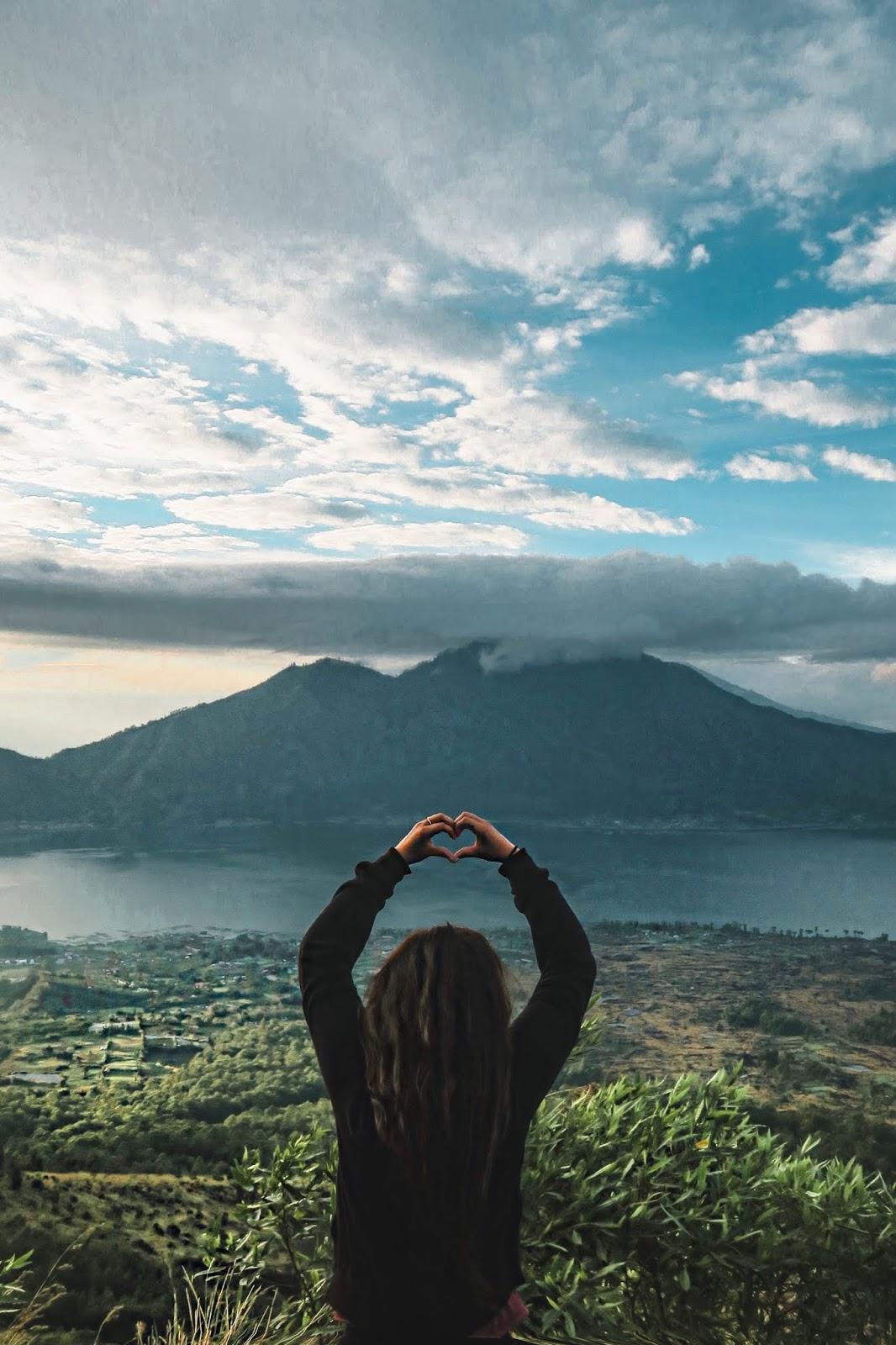 WanderlustBeautyDreams, Mount Batur Bali Indonesia