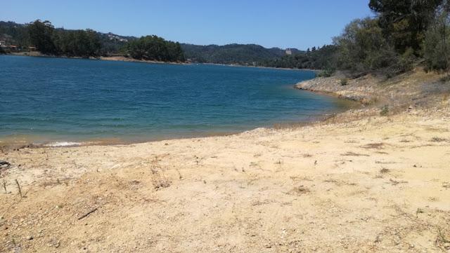Praia Fluvial de Alqueidão