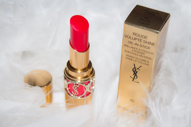rouge à levres yves saint laurent volupte shine