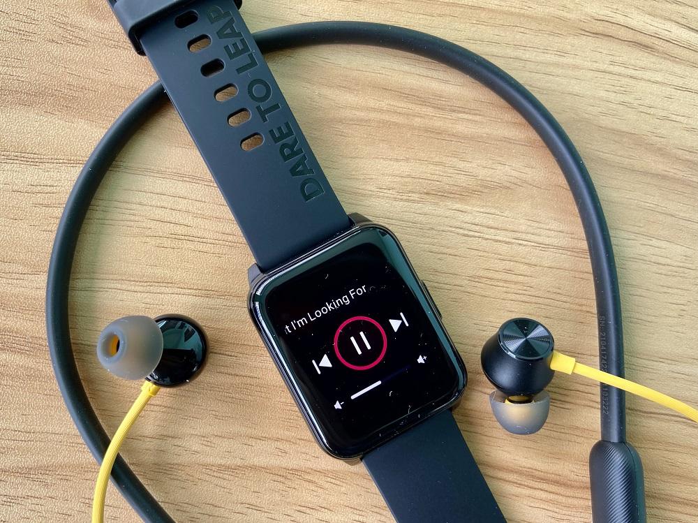 realme Watch 2 with realme Buds Wireless 2 Neo