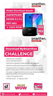 MySmartfren Challenge