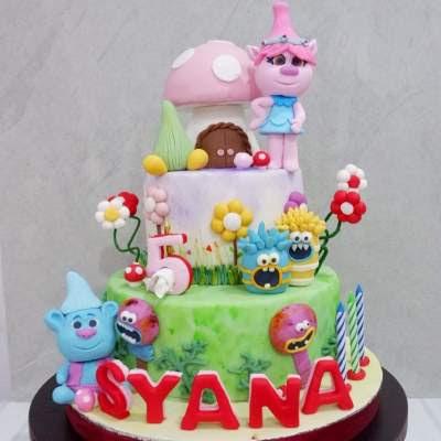 Bisnis kue ulang tahun anak