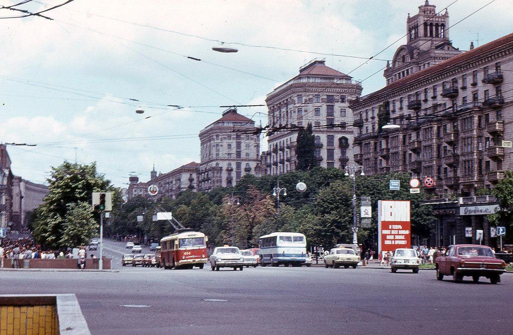 Киев советский