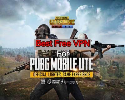 Best Free VPN For PUBG Mobile Lite