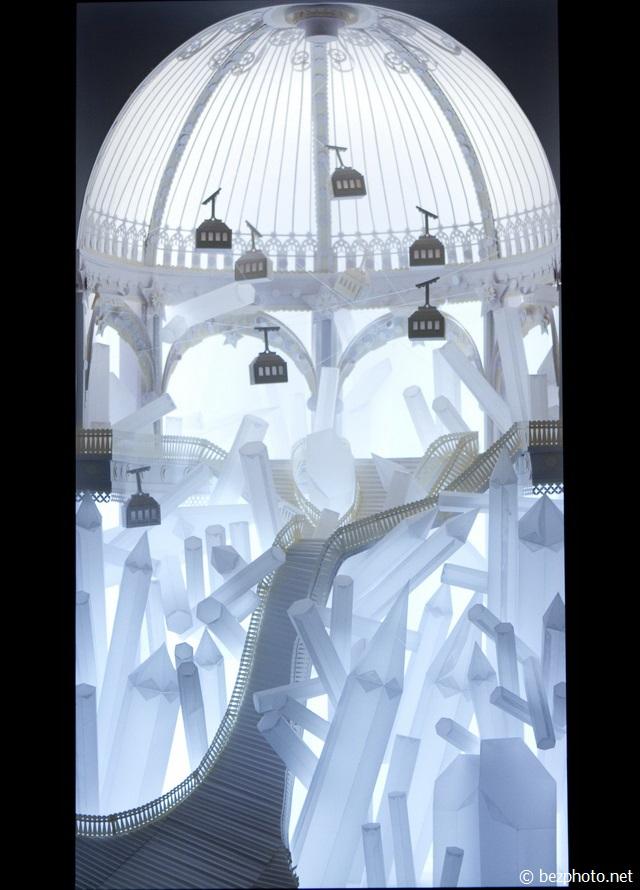 windowdisplays Galeries Lafayette