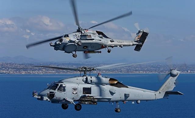 Εξοπλιστικά: Τα ελικόπτερα Romeo-«φονιάδες» υποβρυχίων σήμερα στη Βουλή