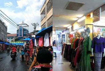 Berbelanja Barang Murah Berkualitas di Pasar Petisah – Medan  1dab1d39be