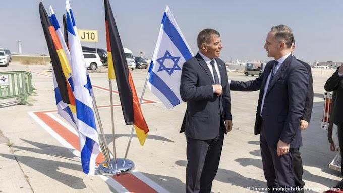 Palesztin-izraeli konfliktus - Izraelben tárgyal Heiko Maas német külügyminiszter
