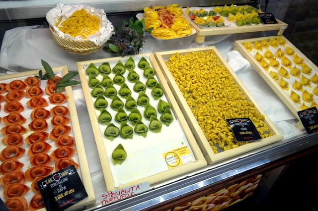 The Delicious Albinelli Market in Modena, Italy