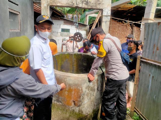 Seorang Warga Kutasari Purbalingga Terjatuh Ke Sumur Meninggal Dunia Diduga Penyakit Epilepsi Kambuh