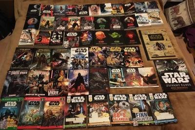 Tóth József Star Wars könyvei 3