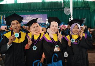 Universitas Muhammadiyah Rayakan Milad Ke-51 dan Wisuda 2017
