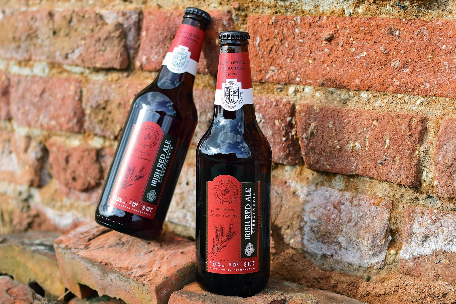 Irish Red Ale - piękno tkwi w prostocie