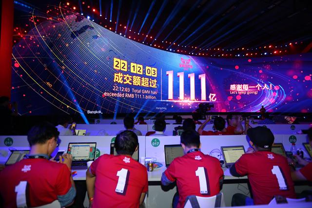 Alibaba 11 del 11