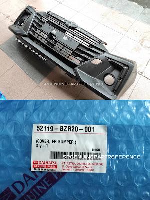 52119-BZR20-001 AYLA 1.2 2020