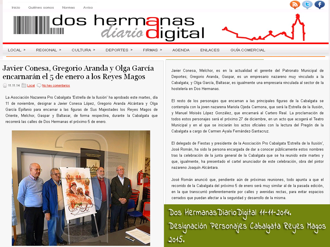 Dos Hermanas Diario Digital