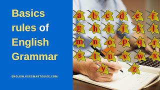 basics-rules-of-english-grammar