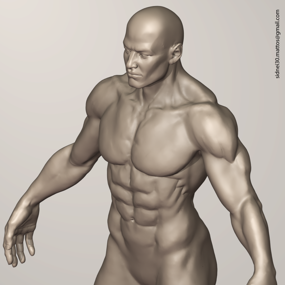 Escultura Digital Com o Blender 2.91