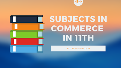 subjects in commerce in 11th