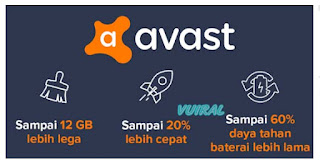 Avast Cleanup Booster, Storage & Memory Cleaner