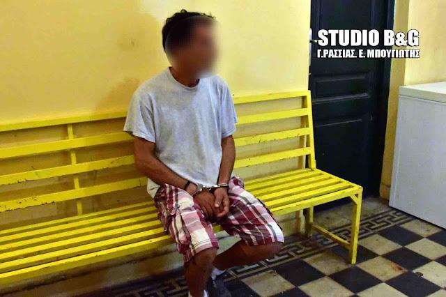 Στον εισαγγελέα Ναυπλίου ο 46χρονος που ασελγούσε σε βάρος ανήλικου στο Άργος (βίντεο)