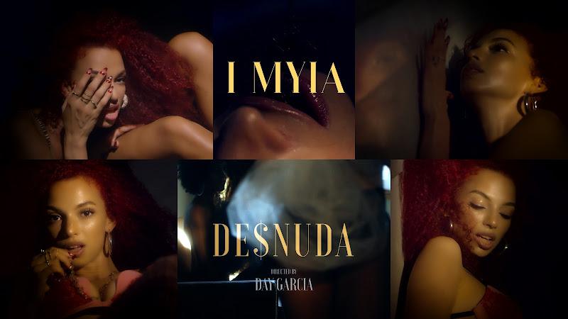 IMYIA - ¨Desnuda¨ - Videoclip - Directora: Day García. Portal Del Vídeo Clip Cubano